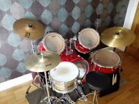 Good quality drum kit for sale