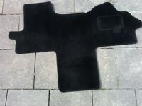 Cab mat for fiat ducato up to 2007