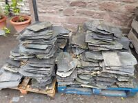 Reclaimed Scotch Roof Slates