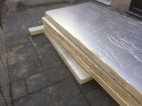 100mm celotex insulation board