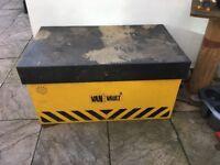 Van vault tool box