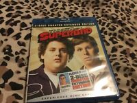 Superbad 2 Disc Unrated Extended Edition Blu Ray DVD