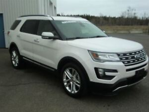 2016 Ford Explorer Limited-LIKE NEW+ 4 WINTER TIRES