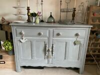SOLD: Ercol painted sideboard