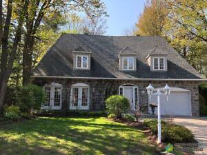 629 000$ - Maison 2 étages à vendre à Lorraine