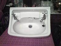 ARMITAGE SHANKS - RETRO Washbasin/Sink