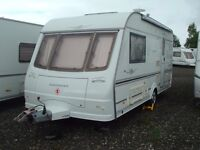 Coachman VIP 460/2 2 berth 2004. Immaculate condition.
