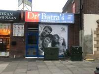 LEASE FOR SALE IN SOUTHALL £35000