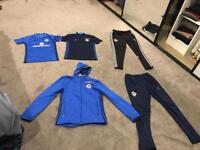 Northern Ireland training kit