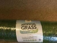 Roll of artificial grass 3m x 1m
