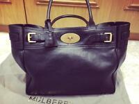 Genuine Mulberry Bayswater Tote Handbag