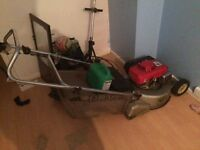 PETROL LAWNMOWER/STRIMMER/CHAINSAW/HEDGECUTTER