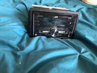 Car jvc CD player