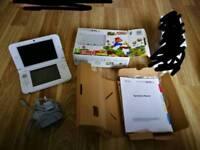 Nintendo 3ds XL WHITE&BOXED