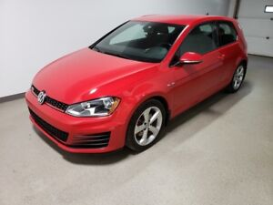 2015 Volkswagen GTI 2L Turbo|Alloys|Sporty|Loaded|N.Tires