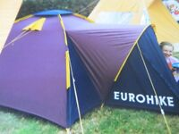 Tent - man