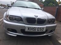 BMW e46 325 convertible