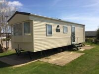 ABI Summer Breeze 2014 6 Berth, 2 bedrooms, full kitchen, GCH, Double Glazed, ready now