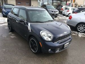 2012 MINI Cooper Countryman S All 4
