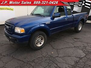 2011 Ford Ranger Sport, Extended Cab, Automatic,