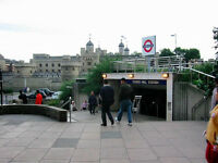**Tower Hill Secure Underground Car Park For Rent**