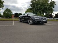 Audi S5 V6T Convertible FASH Great Summer Car