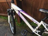 Apollo elusion girls bike
