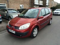 Diesel 7 seats Grand scenic 6 speed ideal family car good condition px options available