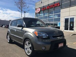2010 Kia Soul 4U BURNER PKG SUNROOF BLUETOOTH ALLOYS!!