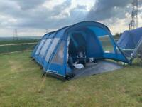 Hi-Gear Hampton 8dlx nightfall 8 man tent