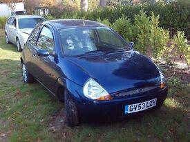 Ford KA PETROL 2003