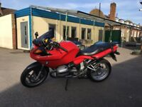 Bmw r1100s sports touring bike. Stunning bright red paint, full bmw history, 2 keys v5 and luggage