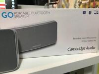 Cambridge Audio Bluetooth speakers go v2.