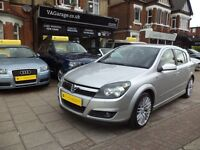 Vauxhall Astra 1.8 i 16v SRi 5dr Long Mot 18 inch Alloys