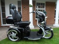 WOW NEW !! 2017 drive easy rider custom black edition mobility scooter new warranty 0 miles