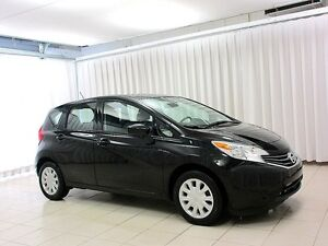 2016 Nissan Versa NOTE 1.6SV 5DR HATCH w/ CARGO COVER, BLUETOOTH