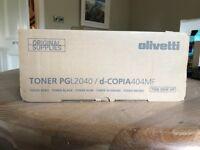 Olivetti dCopia toner 404MF.
