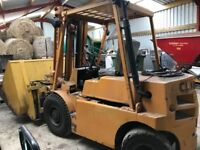 Two diesel forklifts for sale