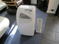 Air Con unit. old but working ok. proline model no instructions