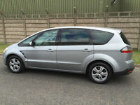 FORD S MAX ZETEC TDCI 7 SEATER 97000 MILES GOOD CONDITION