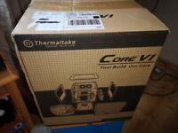 Thermaltake Core V1 Mini ITX Cube Case with 200mm Fan