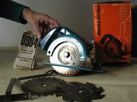 Black and Decker circular saw attachment