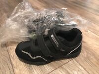 Brand new mountain warehouse trainers sizes 10,11,12,13,1,3 and 5