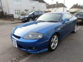 2006 Hyundai Coupe 2.0 SE 3 Door leathers
