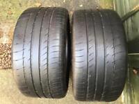 Michelin Pilot Sport 265 45 18 tyres