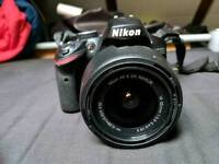 Nikon D3200 24.2MP DSLR + 18-55mm VR II (other lenses also available)