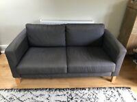 IKEA Karlstad 2 seater sofa