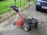 "Rotavator 17"" Roper 5HP Excellent Machine"