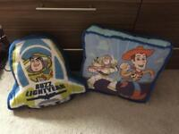 Toy Story Cushions x 2