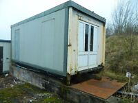 Good condition portacabin 20Ft/9Ft